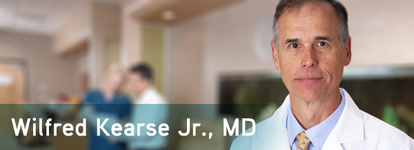 Introducing Wilfred Kearse, Jr., MD