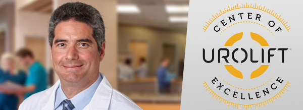 Dr. Youssef Tanagho has been Designated as UroLift® Center of Excellence